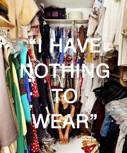 Do You Know You Have Too Many Clothes Shopwise Shopaholic